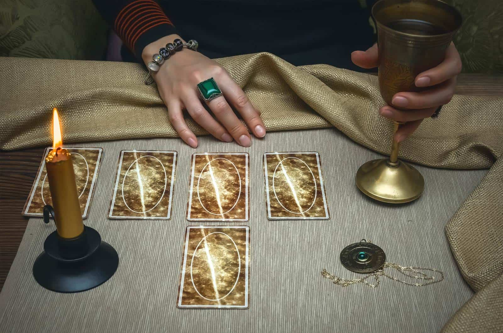 Otvaranje tarot karte
